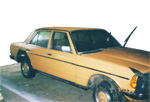 Mercedes-Benz 230 1977