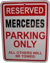 Beskrivning: Beskrivning: Beskrivning: Beskrivning: Mercedes-Benz Parking Only